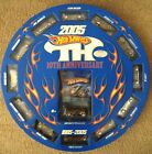 2005 Hot Wheels RLC Treasure Hunt 10th Anniversary Set with the 13th Drag Bus