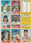 Full 2017 Topps Heritage Baseball Variations Checklist and Gallery 154