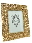 Olivia Riegel Biarritz 4 x 6 Gold Frame with Hundreds of Crystals BNIB
