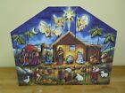 Tradition by Byers Choice Ltd Nativity Advent Calendar Box