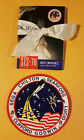 Space Shuttle STS 76 Mission Cards and Crew Patch Sticker NEW