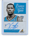 2013-14 PANINI PINNACLE BASKETBALL KEVIN DURANT ESSENCE OF GAME AUTO 72 99