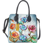 Anuschka Floral Fantasy Med Expandable Convertible Tote 551 FFY 30 OFF