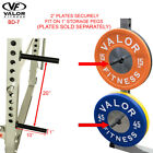 Valor Fitness Power Rack Weight Storage Pegs