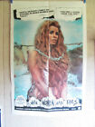 When Women Had Tails 70 Original One Sheet Poster 27x41 Rough as is Berger