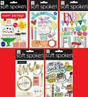 U CHOOSE Me  My Big Ideas MAMBI Soft Spoken BIRTHDAY  PARTY Stickers Cake Gift