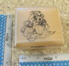 ASPIRING MOUSE MW RUBBER STAMP MOSTLY ANIMALS
