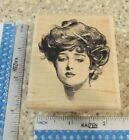 GIBSON GIRL MW RUBBER STAMP PAPER INSPIRATIONS