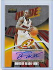 2003-04 TOPPS FINEST DWYANE WADE ROOKIE DRAFT PICK #3 RC AUTO SIGNATURE 278 999