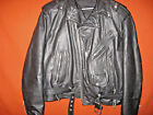 WILSON LEATHER TRADITIONAL MOTIRCYCLE JACKET