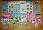 Disney Princess Nick Jr. Helloo Kitty GIRLS Lot of 20 Party Favor Prize Box