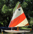 1979 AMF Alcort Sunfish Sailboat W ShoreLandr Trailer
