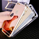 Ultra Thin transparent Silicone  Case Cover 360 Apple and Samsung Mobile Phones