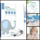 Electric Baby Nasal Aspirator Nose Snot Sucker Nostril Cleaner Automatic Blue