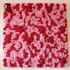 Artificial Simulation Flower Wall Panel Home Wedding Background DIY Floral Decor