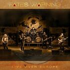 Fates Warning - Live Over Europe [New CD] Media Book, Special Ed, Germany - Impo