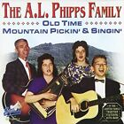 Phipps A L Family - Old Time Mountain Pickin' CD IMRS NEU