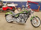 2007 Victory RARE Arlen Ness Vegas Jackpot  gorgeous,show quality, only 898 miles, signature series, one of 250 collectible