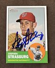 Over 10,000 Watch Strasburg Superfractor Auction Come To A Close 15