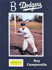 Roy Campanella Cards and Autographed Memorabilia Guide 37