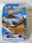 Hot Wheels 2012 MAZDA FURAI Faster Than Ever WHITE 6 10 96 247 W Protecto Pak