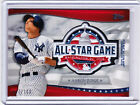 Aaron Judge Yankees 2018 All-Star Game Commemorative Patch Topps Fanfest 067 100