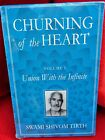 """RARE ~BRAND NEW~""""CHURNING OF THE HEART""""~VOL. 3~ SWAMI SHIVOM TIRTH ~ COST $60.00"""