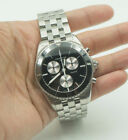 Certina DS First Ceramic Chronograph Men's Diver Watch Black Reverse Panda Dial