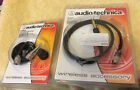 NIB Audio Tech AT829cW Condenser Wireless  Cable Microphone plus Guitar Adapter