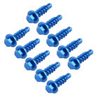 10pcs/Set Fairing Bolt Tapping Screw Kit for Husqvarna Husaberg 85 125 250-501cc