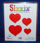 Red Sizzix Dies - New In Case - You Choose