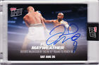 Floyd Mayweather Autograph Defeats Conor McGregor 2017 TOPPS NOW MM4A AUTO 49 49
