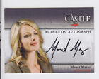 2013 Cryptozoic Castle Seasons 1 and 2 Autographs Guide 16