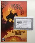 Stephen King Dark Tower Long Road Home 1 125 Variant Signed Peter David COA