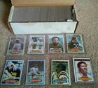 1980 topps football complete set mint
