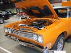 1969 Plymouth Road Runner vinyl top 1969 True Plymouth Roadrunner