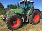 Fendt Tractor 820 vario TMS not John Deere Massey New Holland Case Low hours