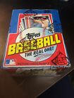 1982 TOPPS BASEBALL UNOPENED WAX BOX 36 CT *BBCE AUTHENTICATED*