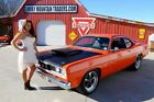 1970 Plymouth Duster 1970 Plymouth Duster HEMI 4Speed Dana 60 AC Wilwood Disc Brakes Rack