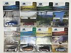 NEW Official Genuine Subaru 1 64 Die Cast Toy 8 Car Set Wrx STi Outback Forester