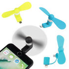 Mini USB Fan Ultra Quiet for Android iPhone Cool For Smartphones Z3G8Y