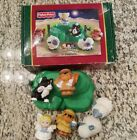 Fisher Price Little People Lil Shepherds Christmas Nativity H6371 2005 w Box