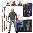 NECA Friday the 13th Part III 3D Jason Voorhees Ultimate 7 Action Figure 112