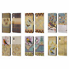 OFFICIAL RACHEL PAXTON BIRDS LEATHER BOOK WALLET CASE COVER FOR HUAWEI PHONES