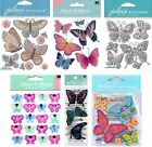 U CHOOSE Jolees BUTTERFLIES Stickers Butterfly Insects Spring Summer