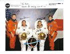 Space Shuttle STS 114 Discovery Crew Signed