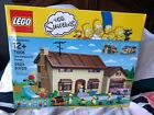 Brand new in Box Lego The Simpsons House 71006