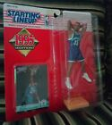 1995 Starting Lineup Alonzo Mourning NBA Sports Action Figure with Card/Hornets