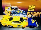NHRA Whit Bazemore 124 Diecast NITRO Funny Car1996 Action SMOKIN JOES Signed