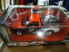 Maisto Harley Davidson F150 Truck127 scale and Motorcycle 124 Die Cast